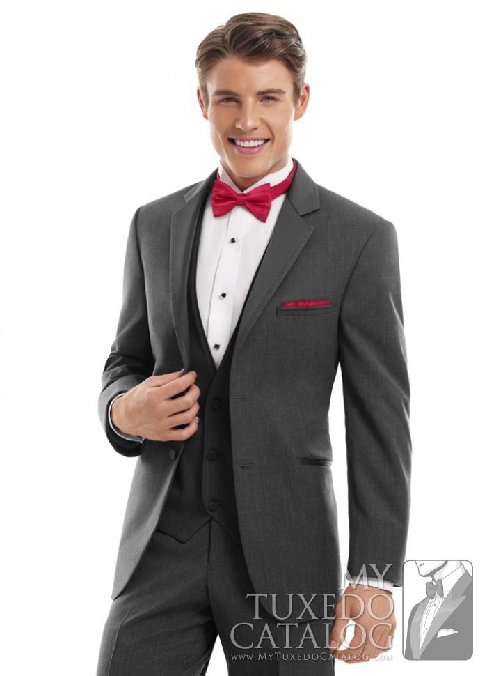 Steel Grey Twilight Tuxedo  Tuxedos  Suits  MyTuxedoCatalogcom