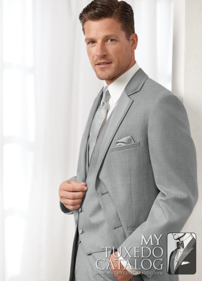 Heather Grey Twilight Tuxedo  Tuxedos  Suits