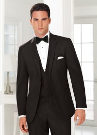 Tuxedo Style: What is Black Tie?
