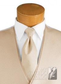 Champagne Tan 'Synergy' Vest | Vests | MyTuxedoCatalog.com