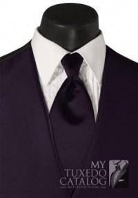 Eggplant 'Sterling' Bow Tie | Ties | MyTuxedoCatalog.com