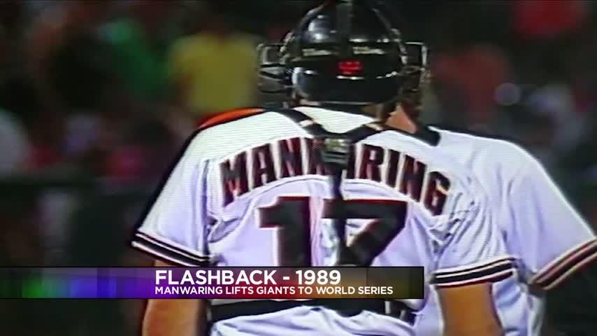18 Sports Flashback - 1989 Kirt Manwaring_88143618-159532