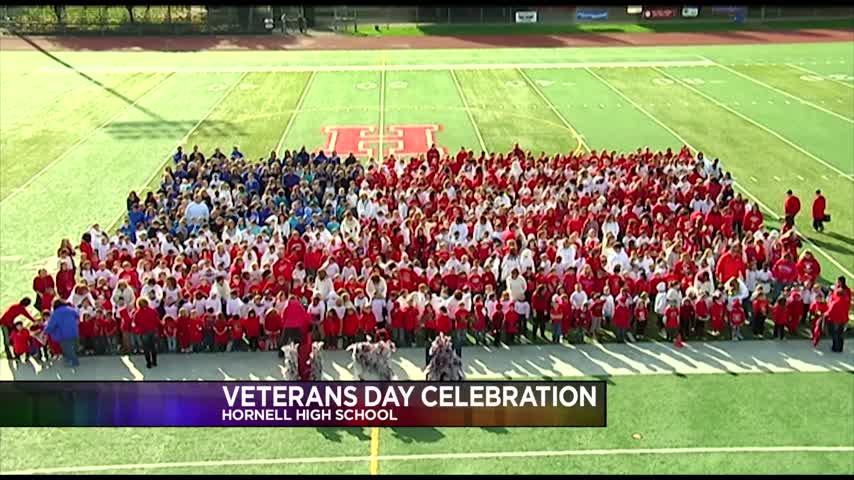 Hornell Students Celebrate Veterans Day_19253045-159532