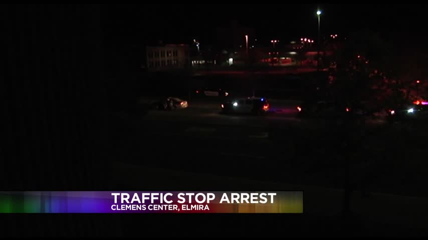 Watertown Man Arrested Following Traffic Stop in Elmira_11226972-159532