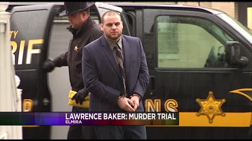 Jury Selected in Lawrence Baker Murder Trial_89889002