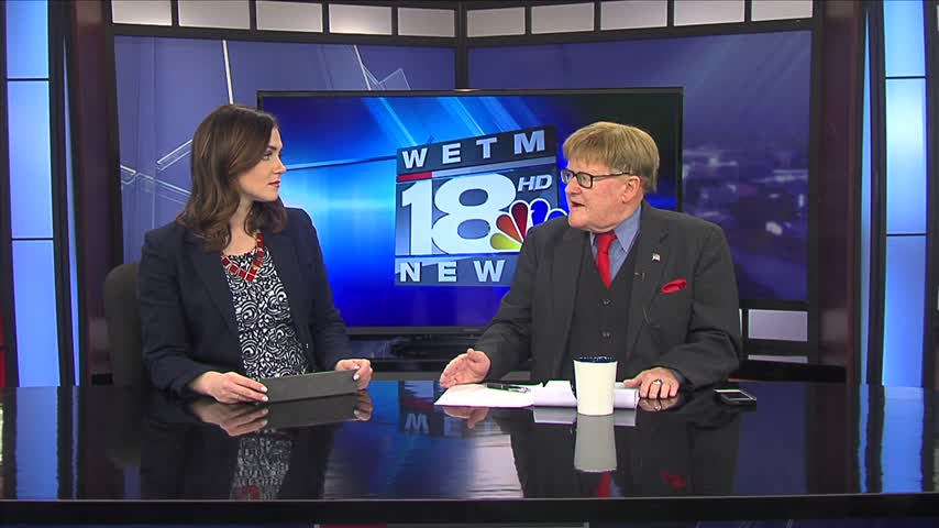 Dr- Coleman Talks Upcoming Local Political Events_85398788
