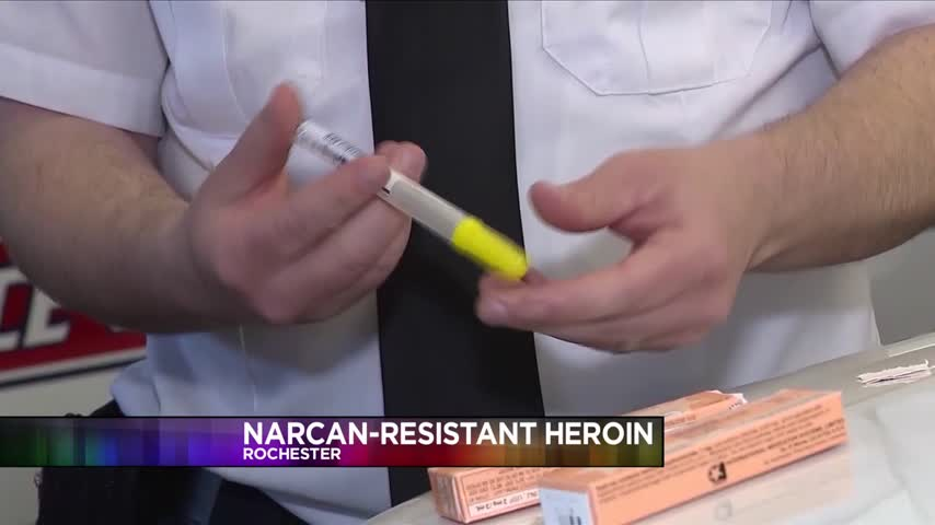 Emergency Workers Notice Narcan-Resistant Heroin_33077856