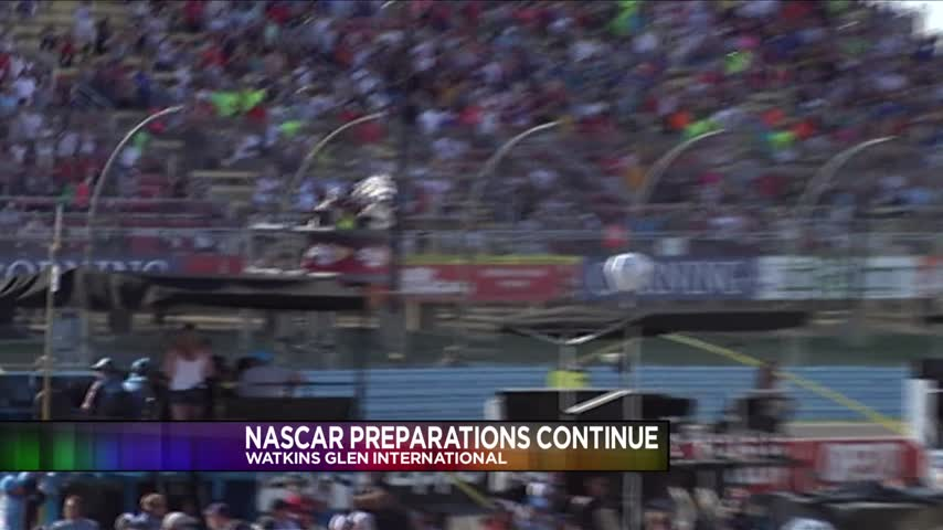 Staff Members Continue to Prepare for NASCAR at WGI_63834735