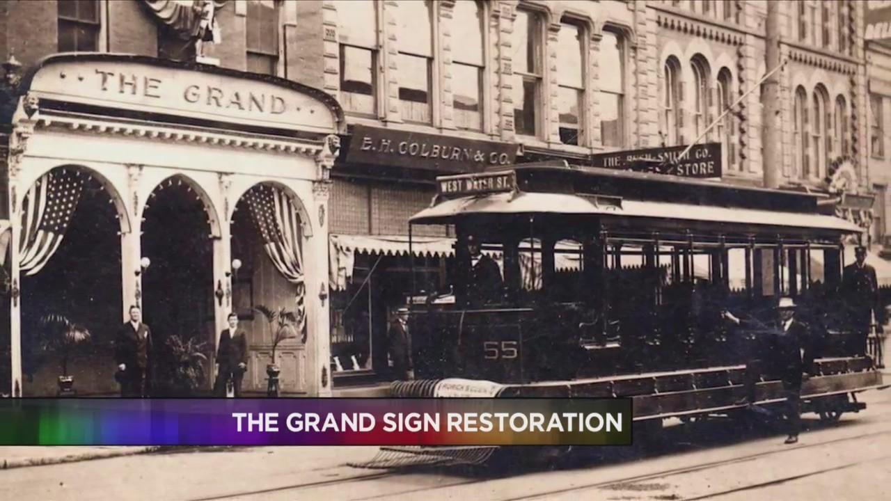 The Grand Restoration Project