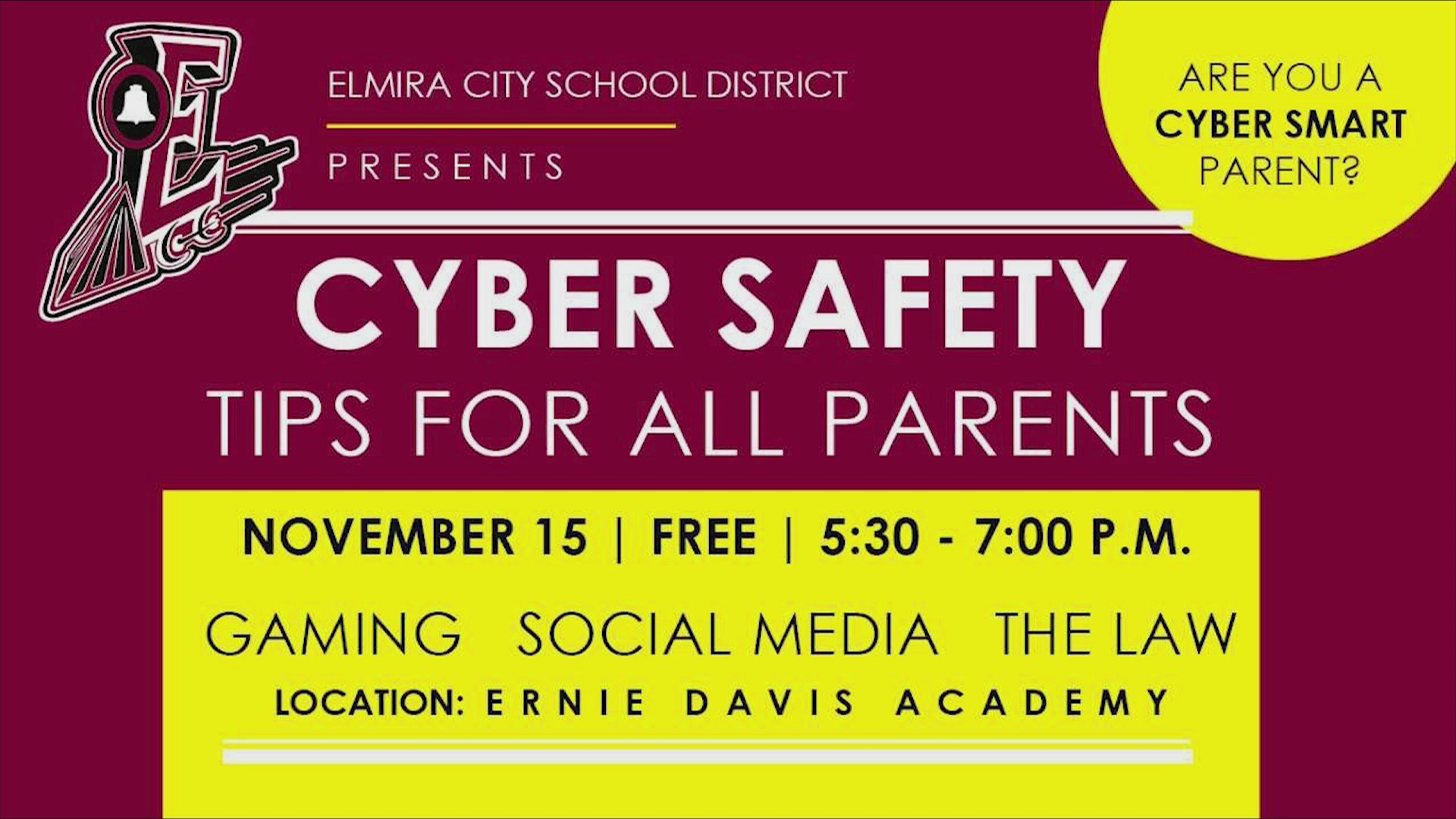 Cybersafety tips for parents
