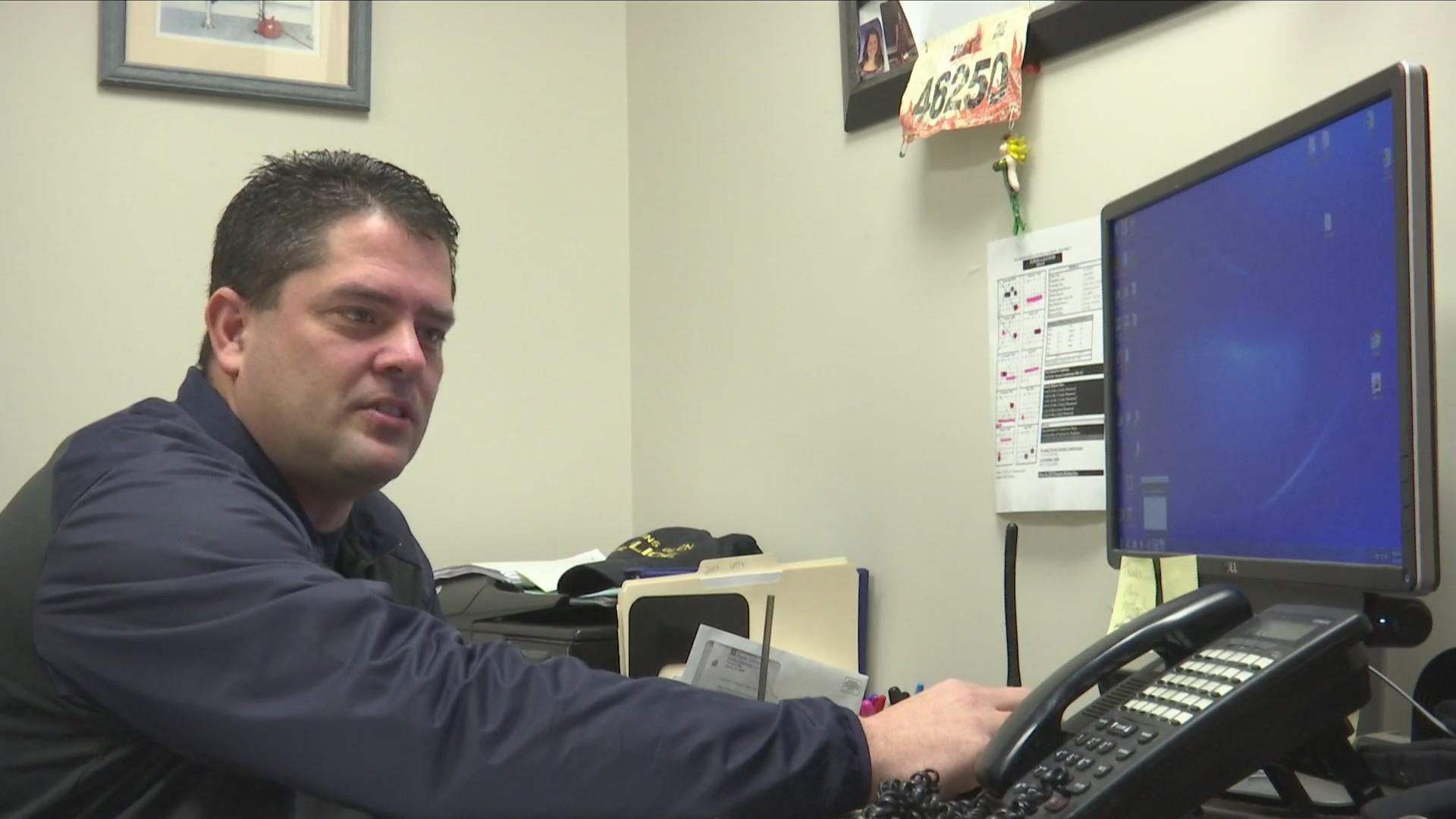 Most Valuable Citizen: Sgt. Steve Decker