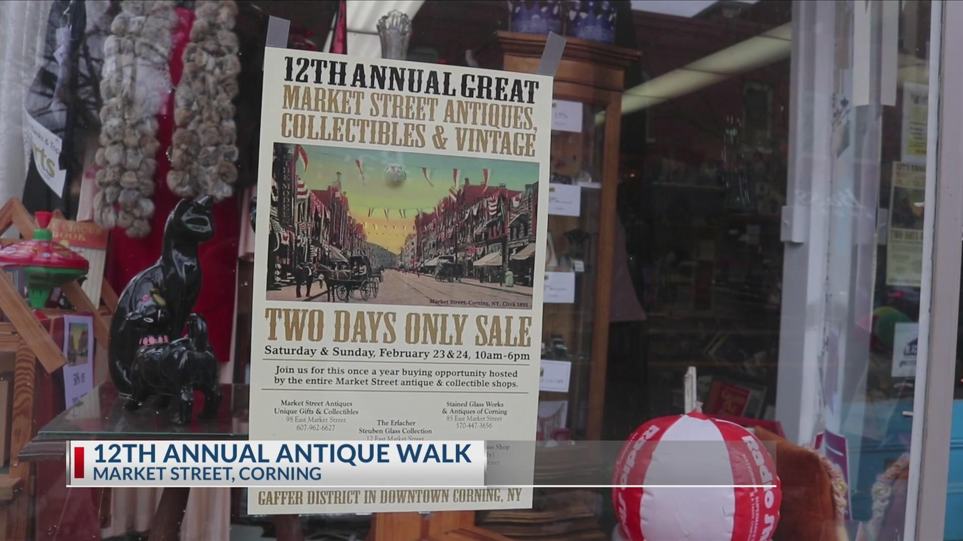 12th Annual Antique Walk