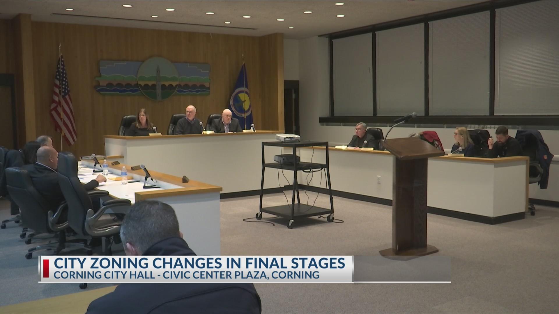 Corning City Council Meeting