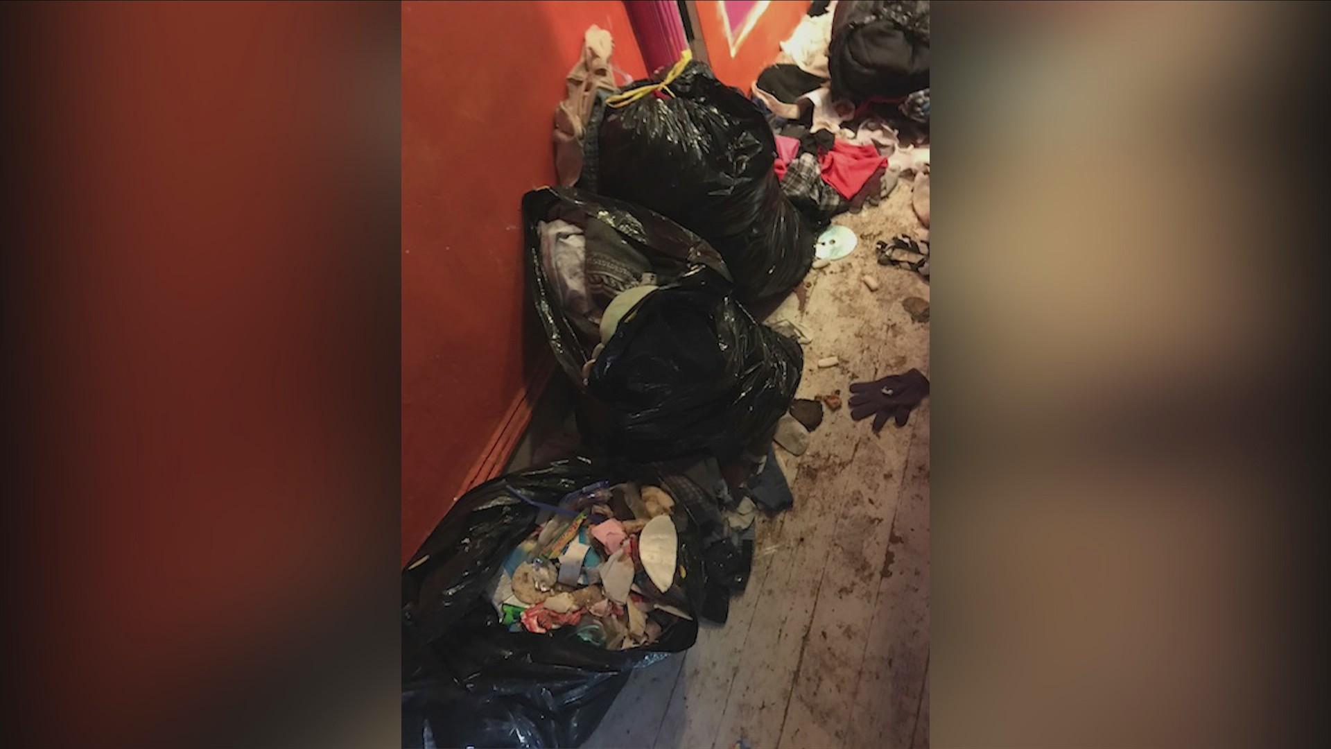 Children Removed from House of Filth in Hazleton