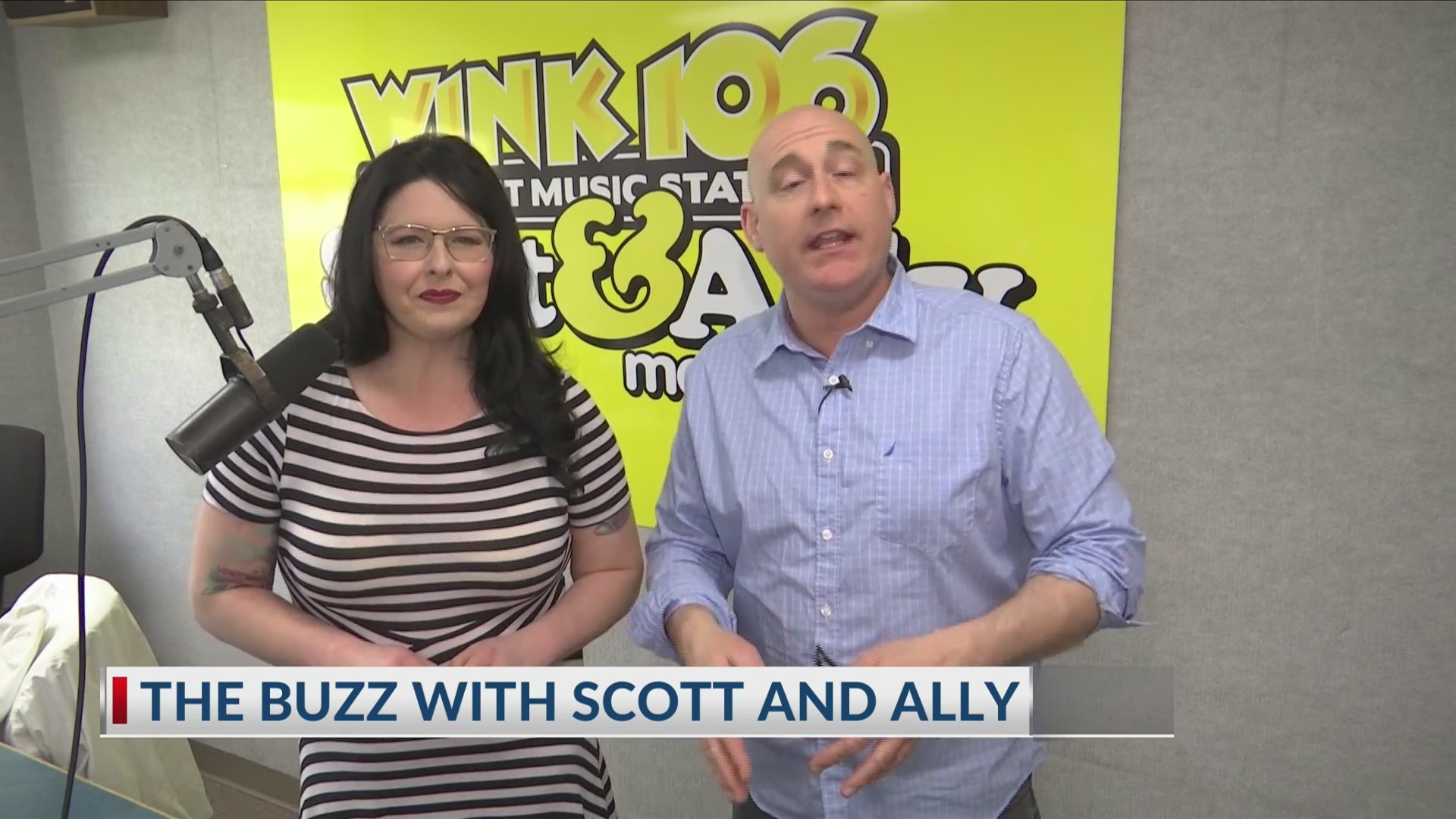 The Buzz with Scott and Ally: Avengers opening, platform sandals, weekend events