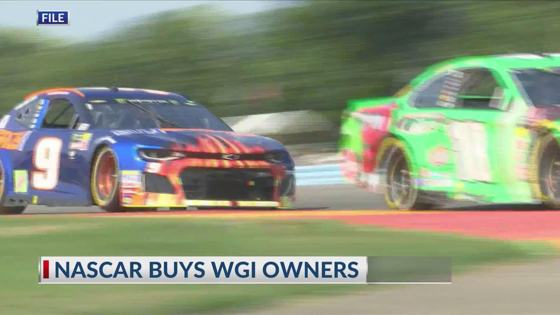 NASCAR buys WGI owners