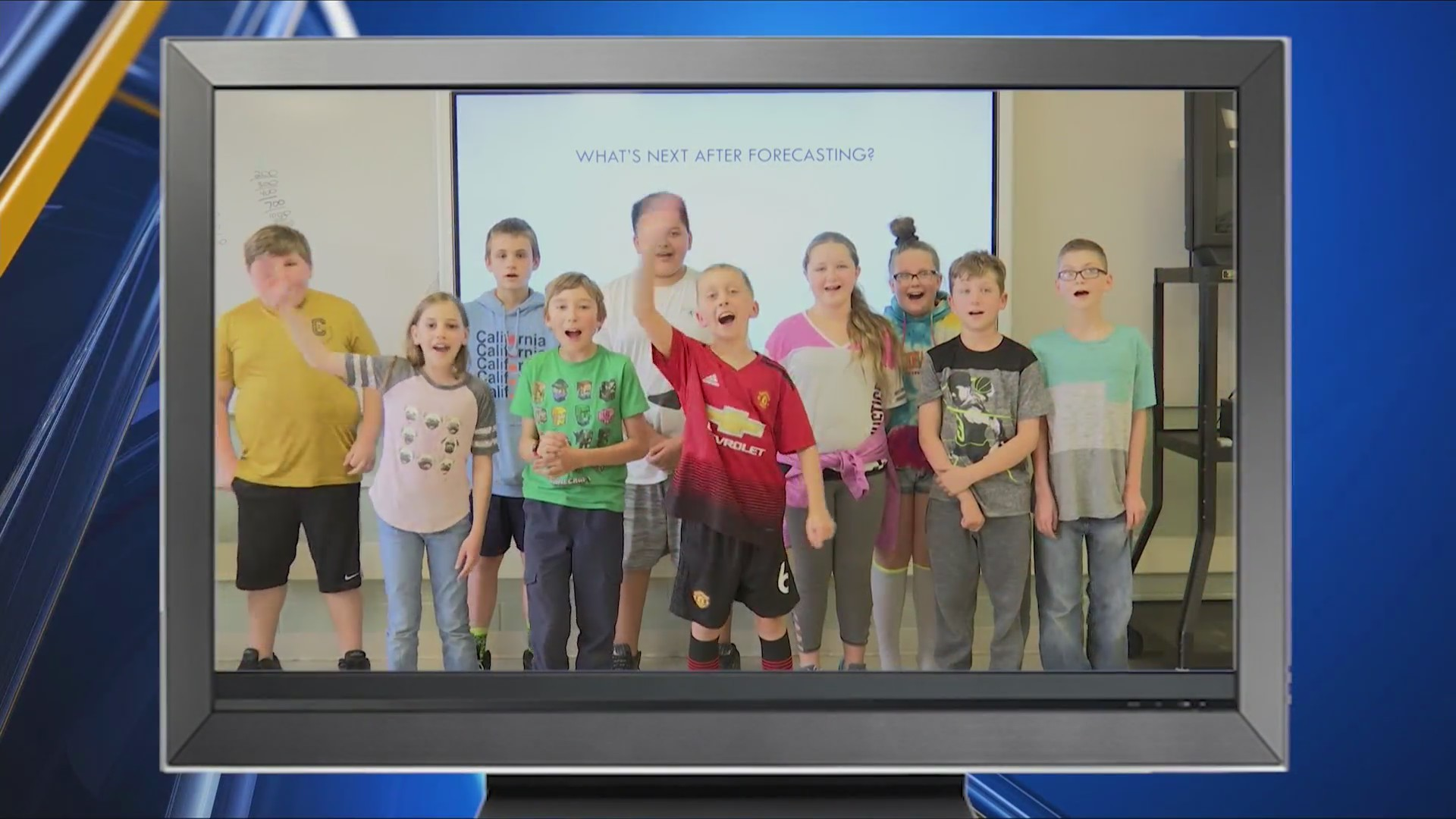 Weather Wisdom: Group 5 from Dana L Lyon Middle School