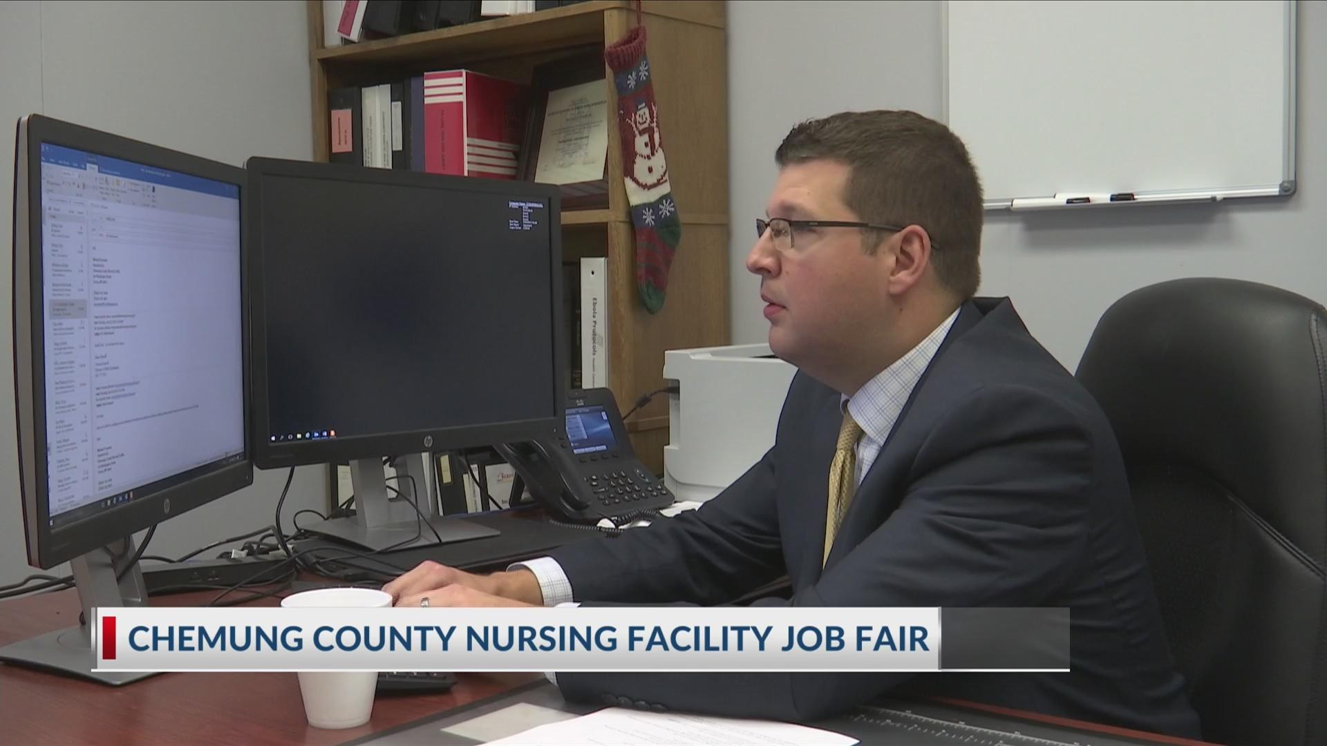 Chemung County Nursing Facility Job Fair