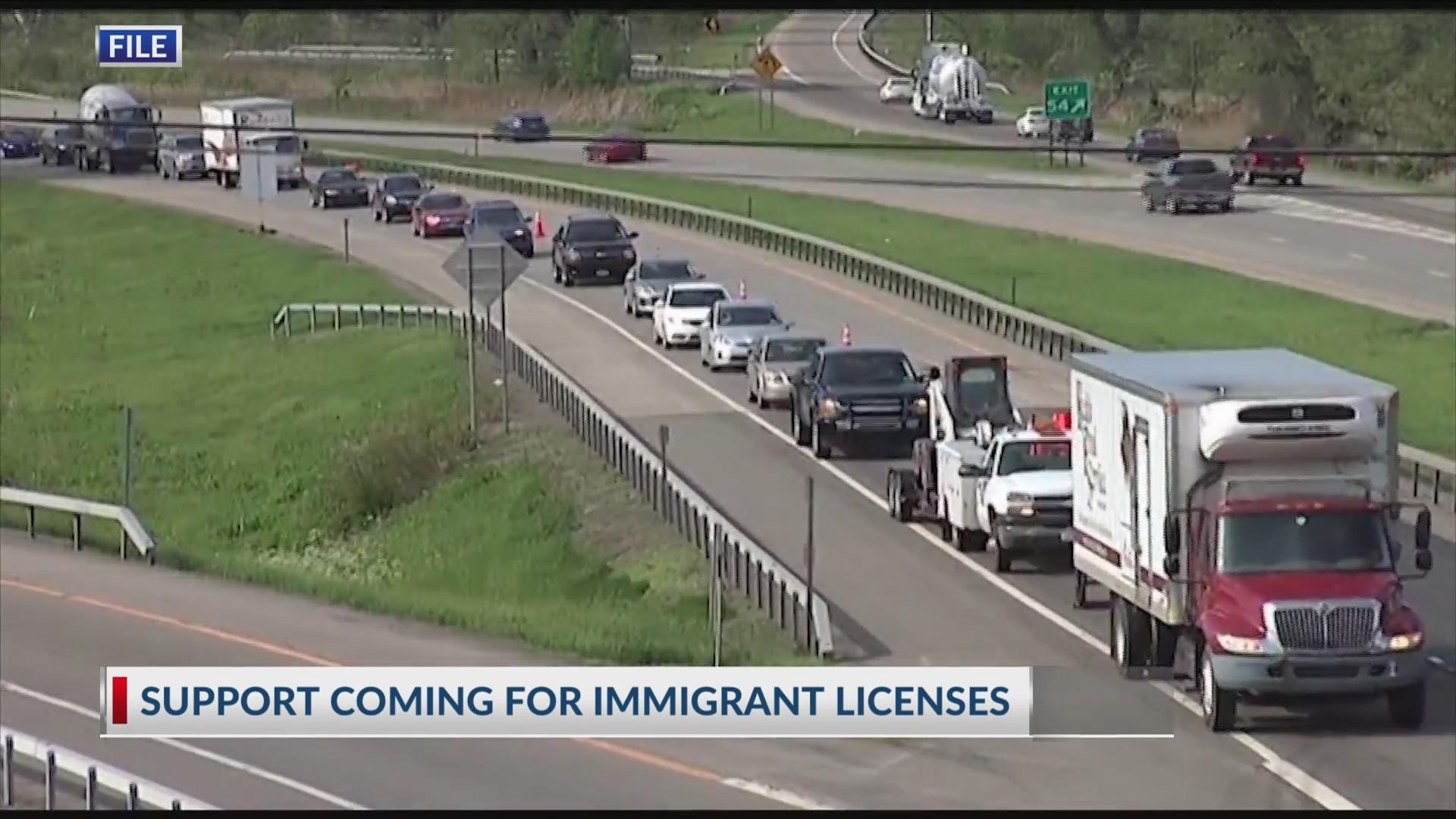 Immigrant Licenses