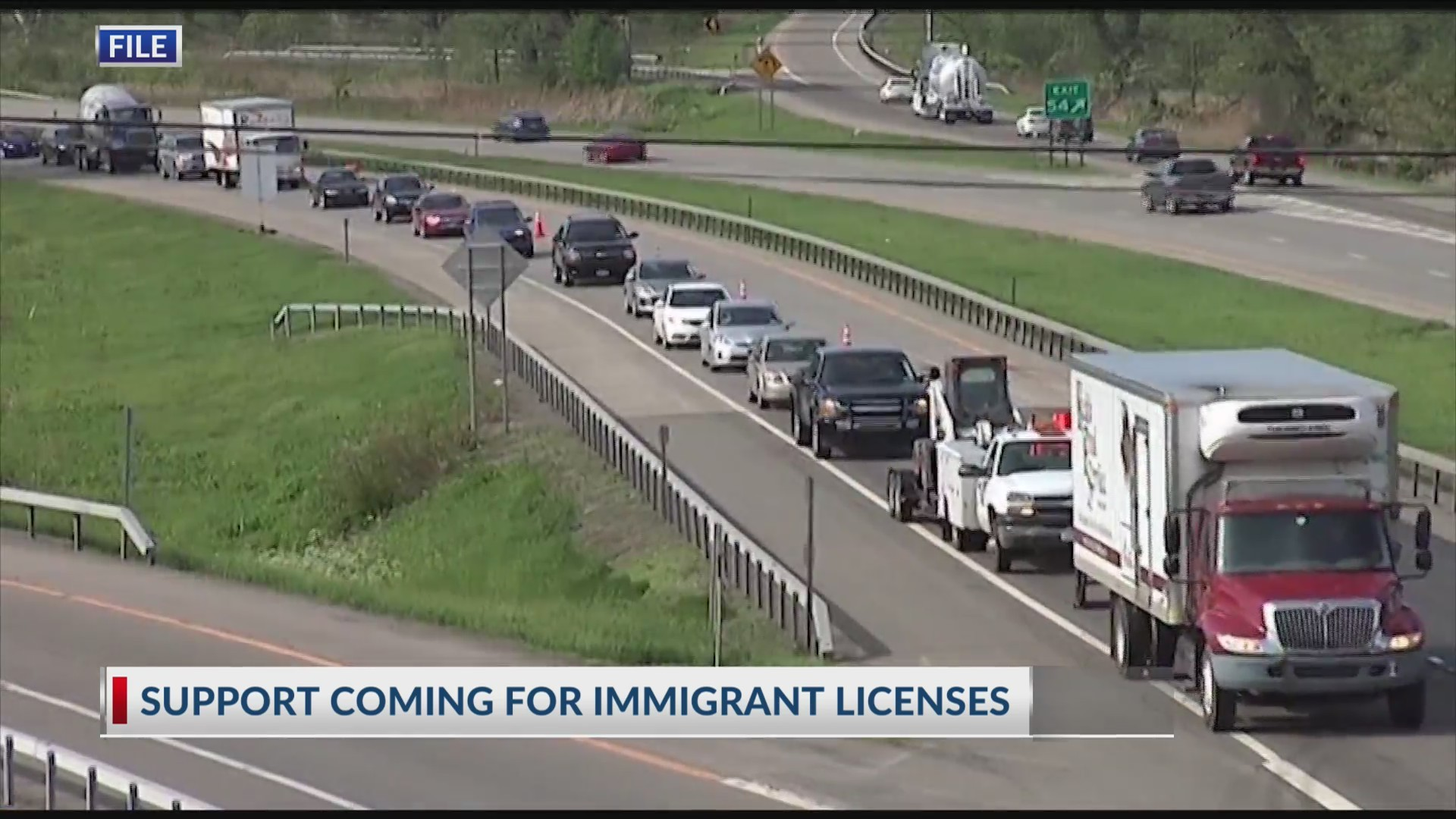 Immigrant Licenses