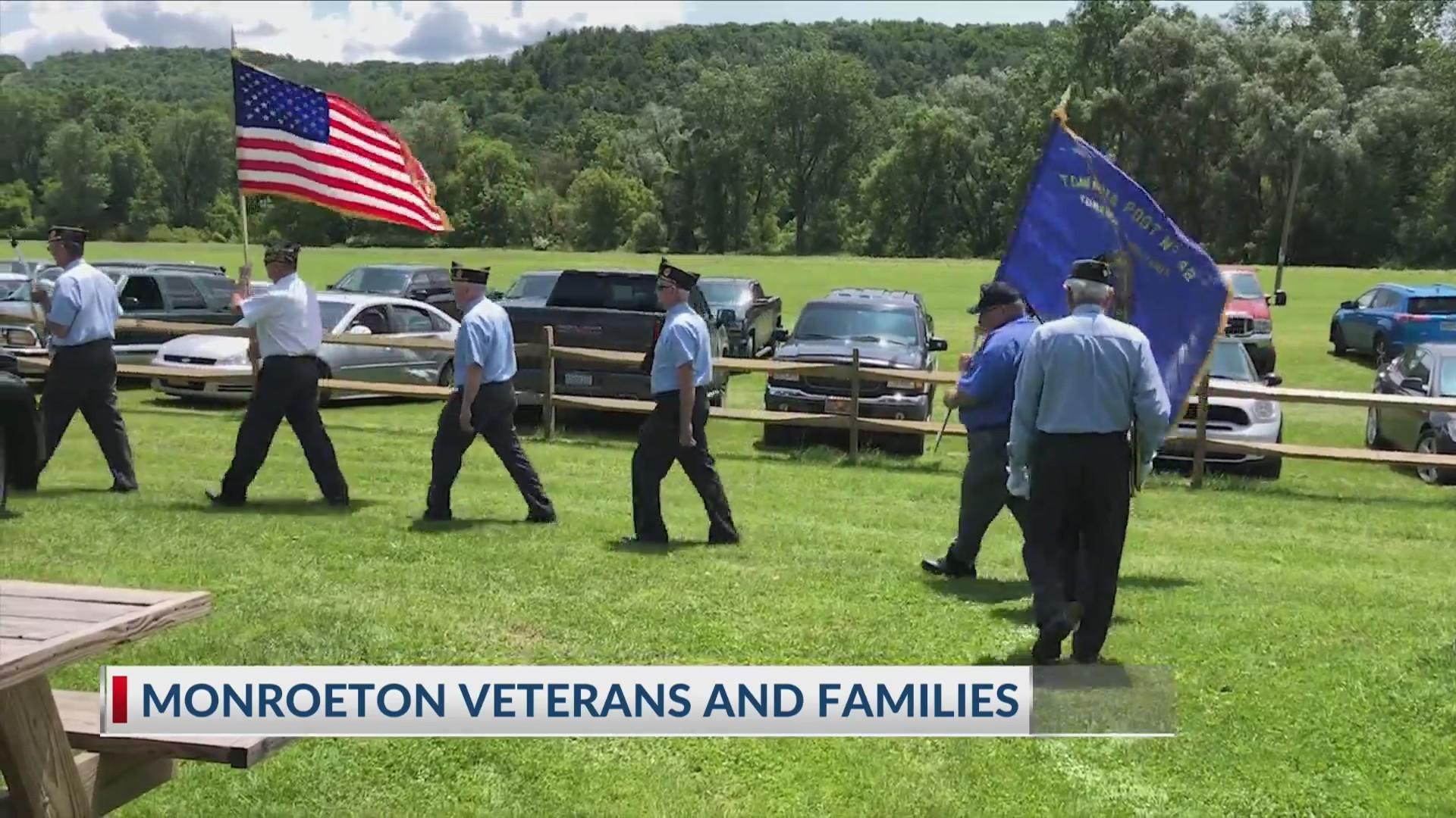 Monroeton Veterans and Families