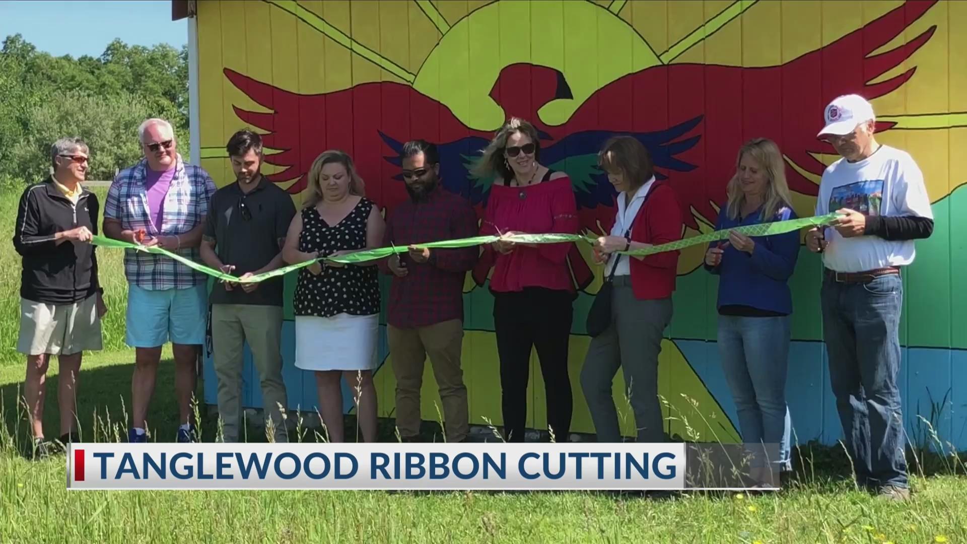 Tanglewood Ribbon Cutting