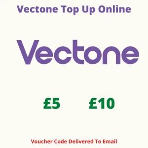 Vectone Top Up Online
