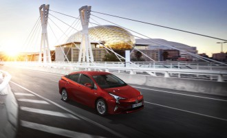 new Toyota Prius internal a