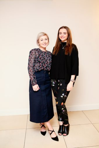 Orla McGinnity, Marie-Claire Caldwell