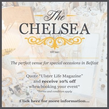 The Chelsea Ulster Life