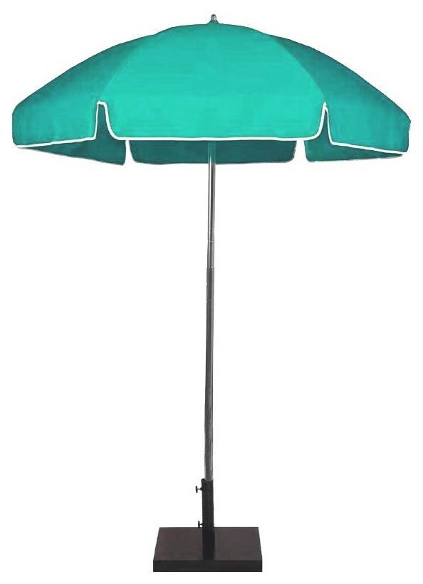6 5 ft aluminum patio umbrella with acrylic fabric cover