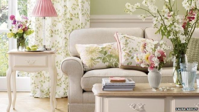 The rise of Laura Ashley