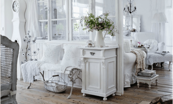 Transform your bedroom from 'Shabby' to 'Chic'