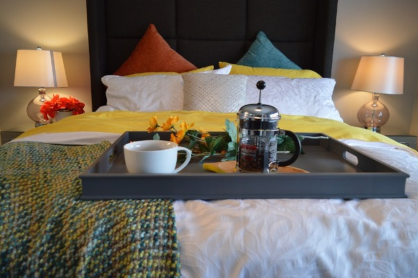 Give Your Guests the Creature Comforts They Deserve