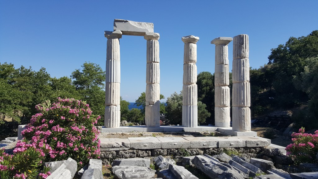 Samothrace, Samothraki, Sanctuary of Great Gods, mysteries, archaeology, ancient history, initiation, ceremonies