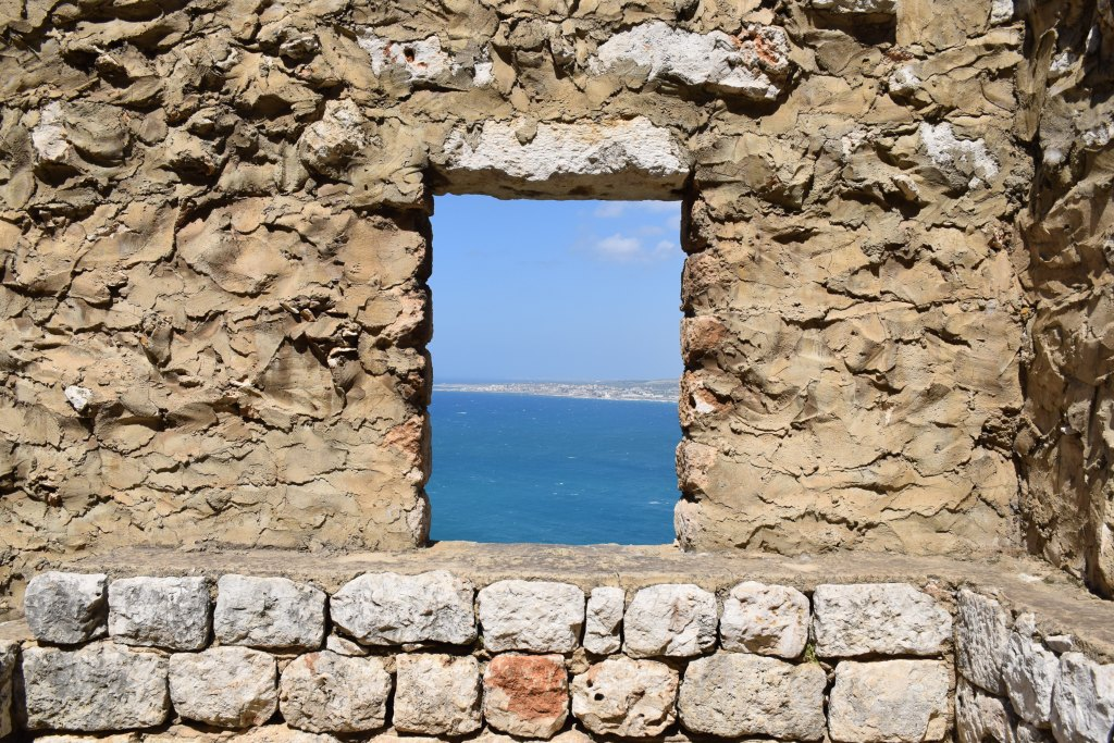 Lady of Nourieh, Lebanon, monastery, shrine, pilgrimage, tripoli, sea, view, window