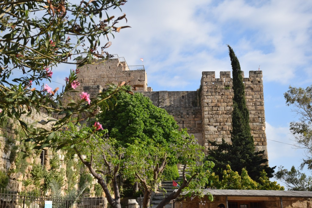 Byblos, Jbail, Lebanon, Castle, archaeology, oldest city