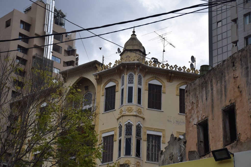 Beirut, Lebanon, Architecture, inheritance, old building, mansion