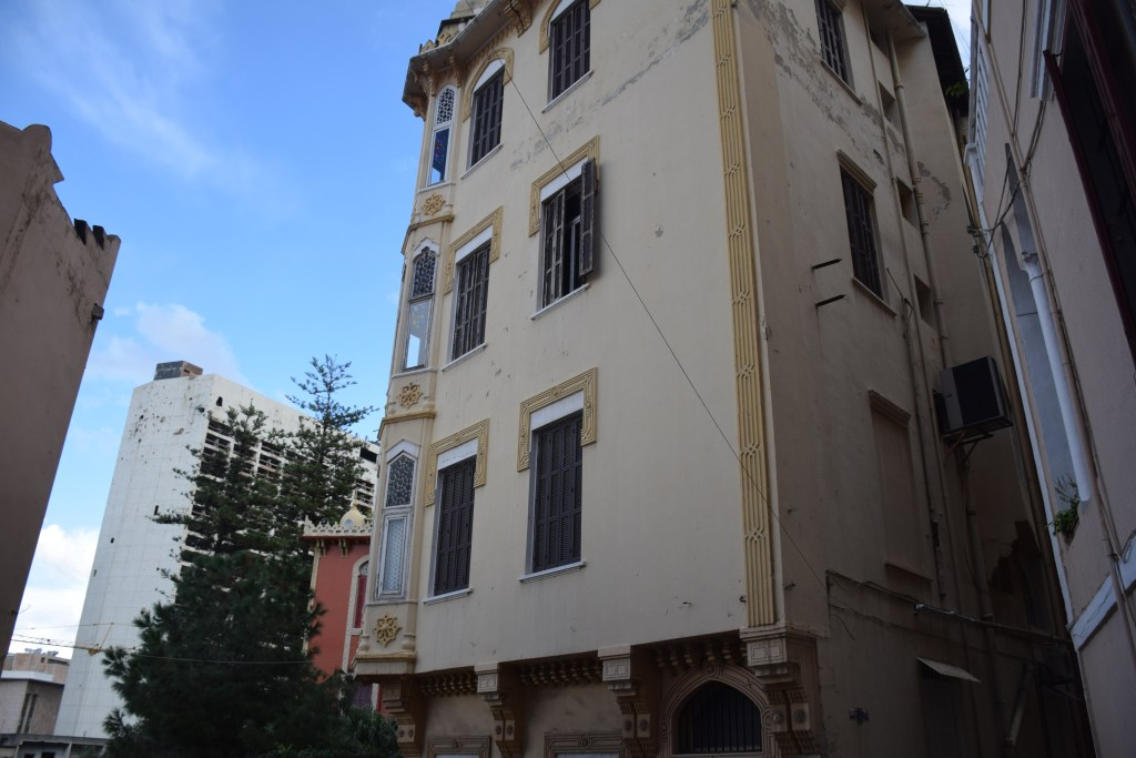 Beirut, Lebanon, architecture, inheritance, mansion