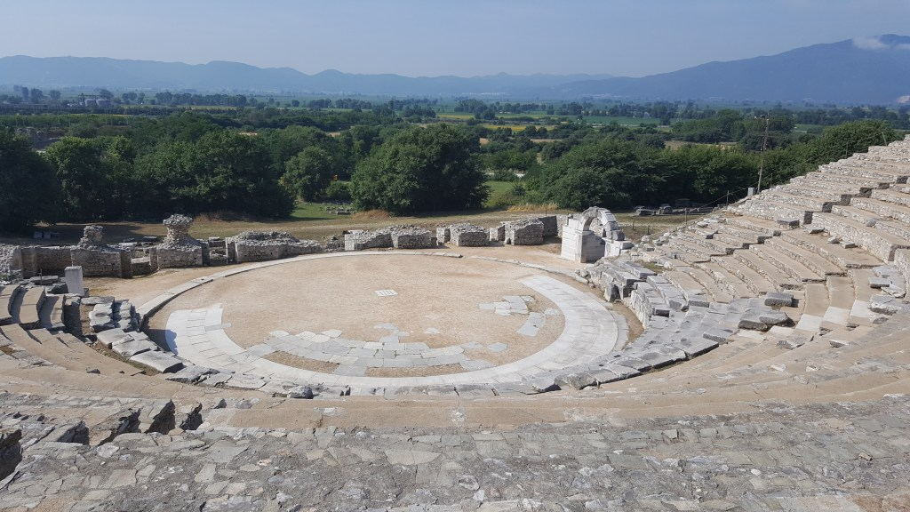 Philippi, Greece, Hellenistic era, Roman, cities, ancient civilizations