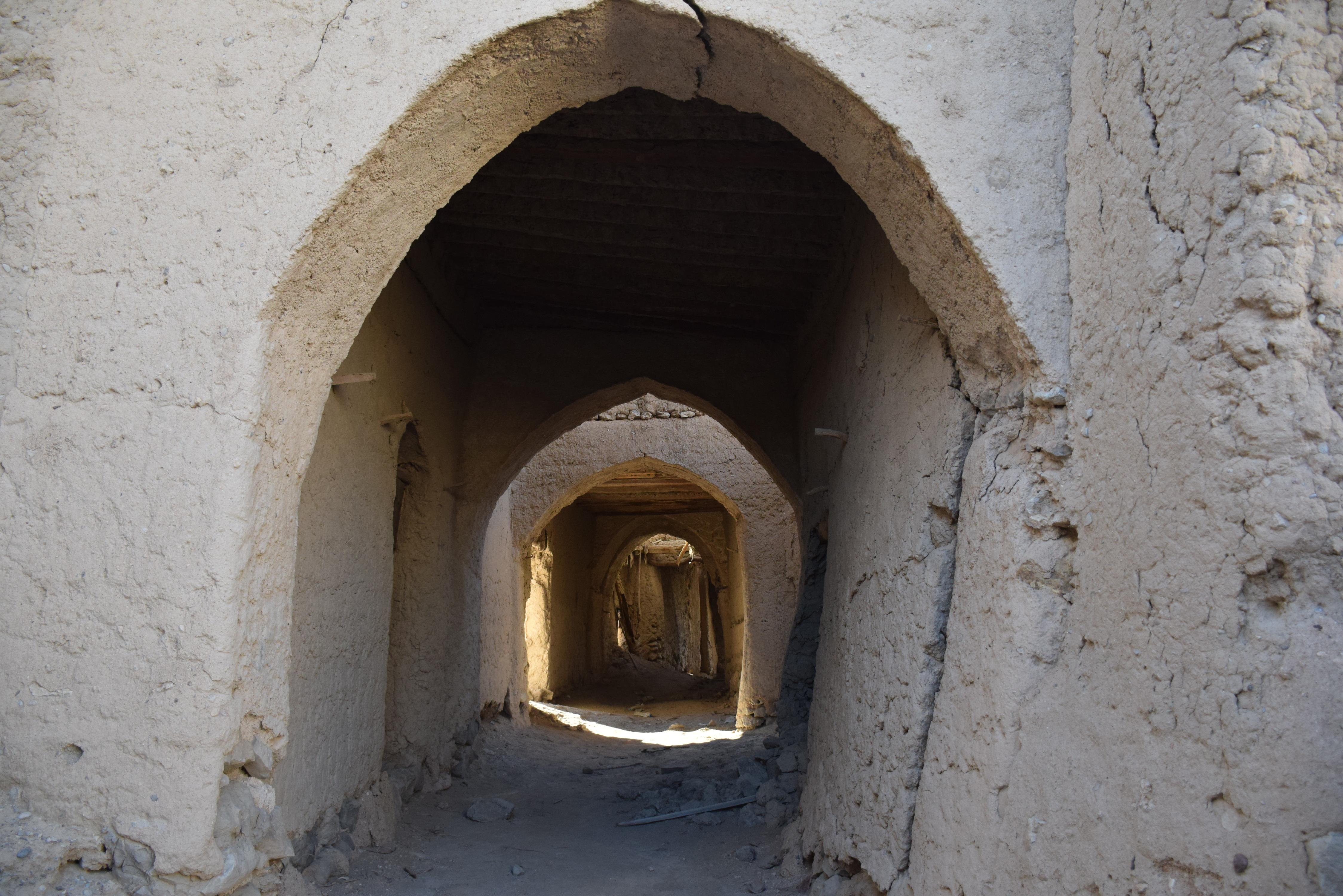 Adam town, Oman