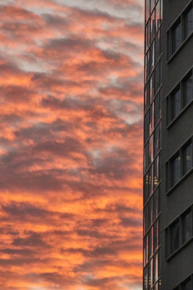 Seattle, Sheraton and Sky