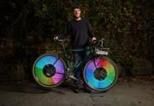 A vélo, faites-vous bien voir !