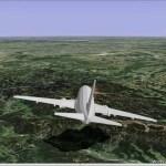 Identifiez un avion qui vous survole en un clic !