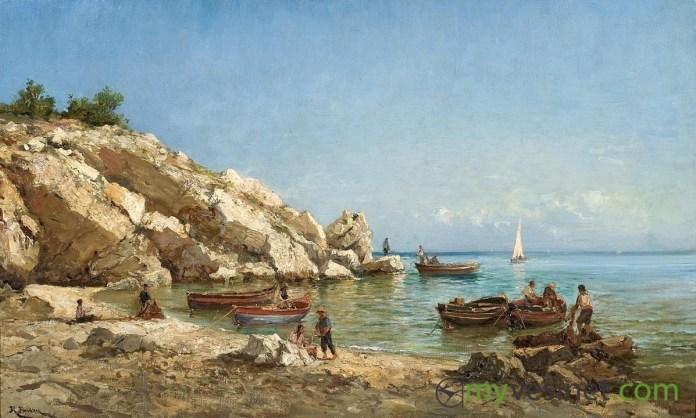 Jusqu'au 28 août, le Musée Regards de Provence rend hommage au paysagiste Raphaël Ponson