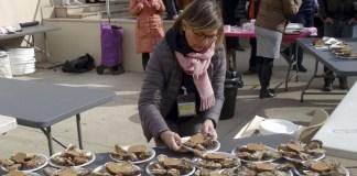 apéro huîtres du Vésinet 2017