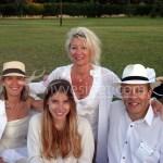 Le 1er Dîner en blanc au Vésinet : récit d'une première à succès