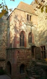Dernière carte postale d'Alsace : la Volerie des Aigles