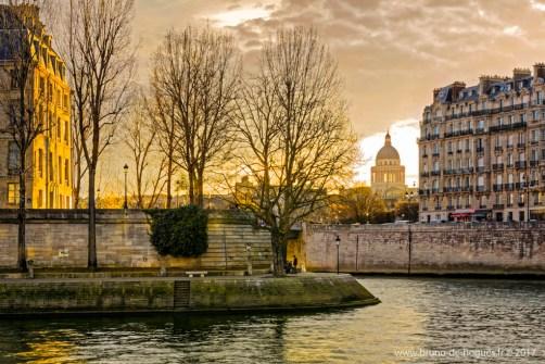 Le Panthéon à Paris