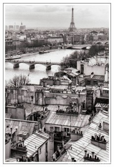 'Les Toits de Paris (1)' 1994